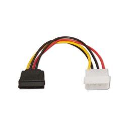 AISENS - A131-0158 cable de alimentación interna 0,16 m