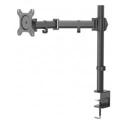 """1Life - 1IFESPT1327M soporte de mesa para pantalla plana 68,6 cm (27"""") Abrazadera/Atornillado Negro"""