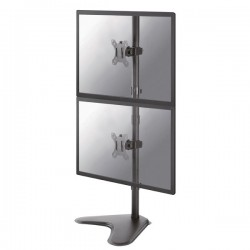 "Newstar - FPMA-D550DDVBLACK soporte de pie para pantalla plana 81,3 cm (32"") Negro"