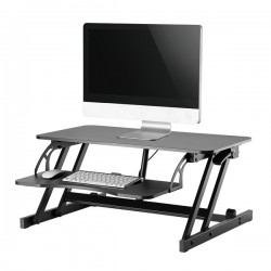 Newstar - La estación de trabajo sit-Stand - NS-WS200BLACK