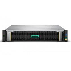 Hewlett Packard Enterprise - MSA 1050 unidad de disco multiple 4,8 TB Bastidor (2U) Negro, Acero inoxidable
