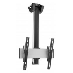 """Vogel's - C1544 soporte de techo para pantalla plana 165,1 cm (65"""") Plata"""