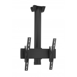 """Vogel's - CT1544 soporte de techo para pantalla plana 165,1 cm (65"""") Negro"""