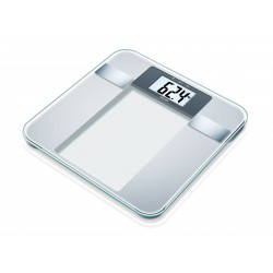 Beurer - BG13 Báscula personal electrónica Plata