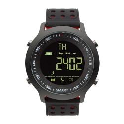 Leotec - Hardy Life reloj inteligente Negro LCD - 22357293