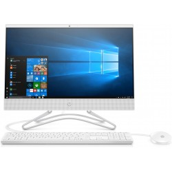 "HP - 22 -c0043ns 54,6 cm (21.5"") 1920 x 1080 Pixeles 2,3 GHz AMD A A4-9125 Blanco PC todo en uno"