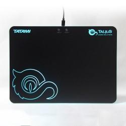 TALIUS - alfombrilla gaming Tatami retroiluminada RGB