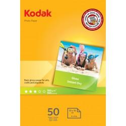 Kodak - Papel fotografico A6 de 180 gr en paquetes de 50 hojas