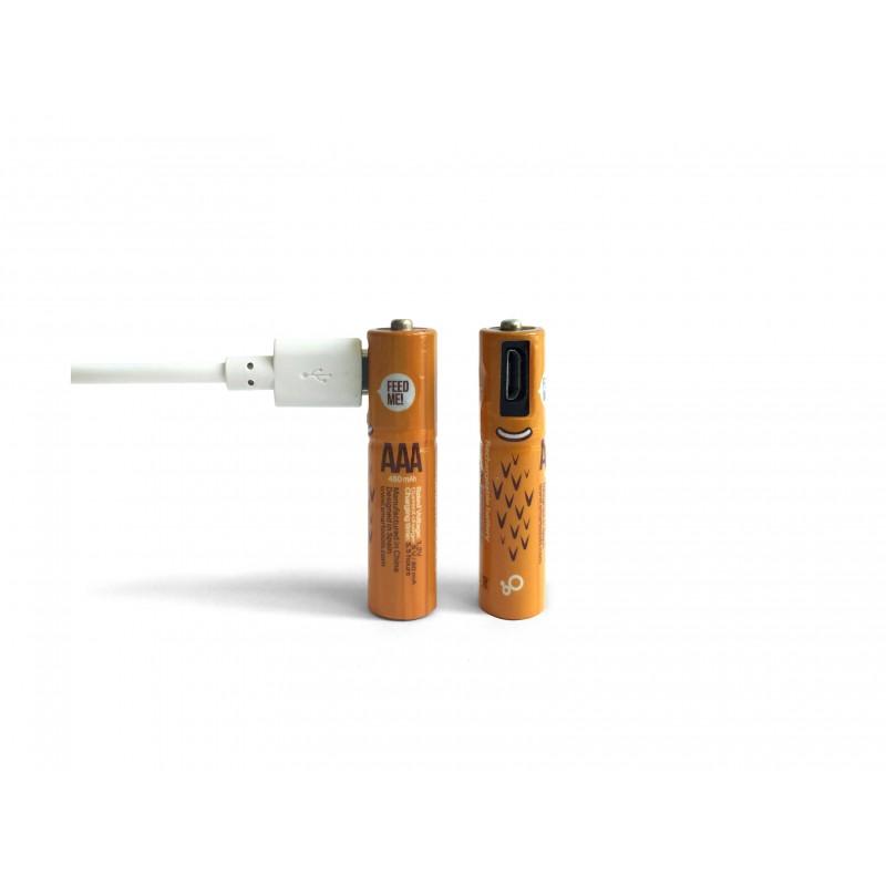 Smartoools - AAA2 Batería recargable AAA