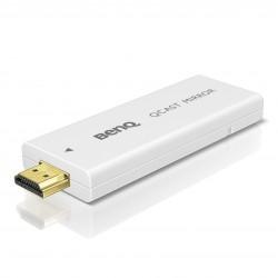 Benq - QP20 sistema de presentación inalámbrico Mochila HDMI