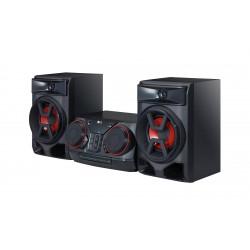 LG - CK43 sistema estéreo portátil 300 W Negro
