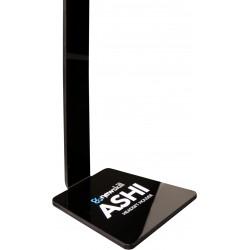 Newskill Gaming - Ashi – Support pour Casque, Couleur Noir et Bleu Headphone holder