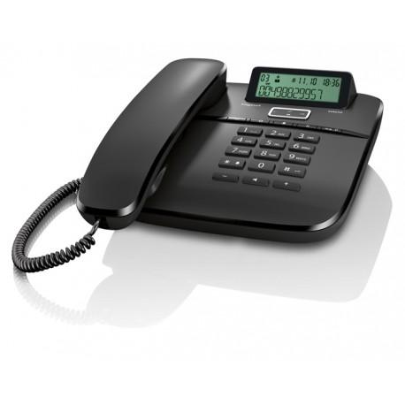 Gigaset - DA610 Teléfono analógico Negro