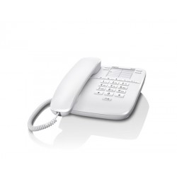 Gigaset - DA310 Teléfono analógico Blanco