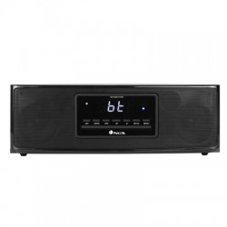 NGS - Skybox Microcadena de música para uso doméstico Negro 60 W