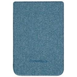 "Pocketbook - WPUC-627-S-BG funda para libro electrónico Folio Azul 15,2 cm (6"")"