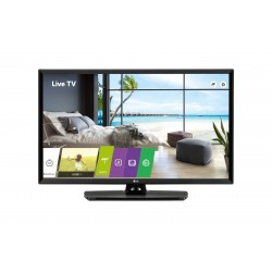 "LG - 43LU661H televisión para el sector hotelero 109,2 cm (43"") Full HD 400 cd / m² Negro Smart TV 10 W"