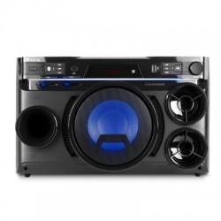 NGS - Skyrider 80 W Sistema de megafonía independiente Negro