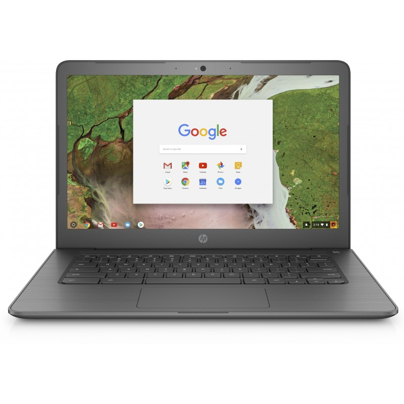 HP - Chromebook 14 G5 Bronce
