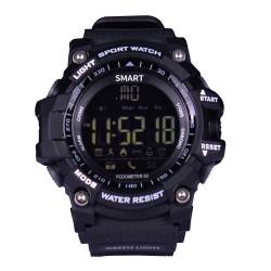 "Brigmton - BWATCH-G1-N reloj inteligente Negro 2,84 cm (1.12"")"