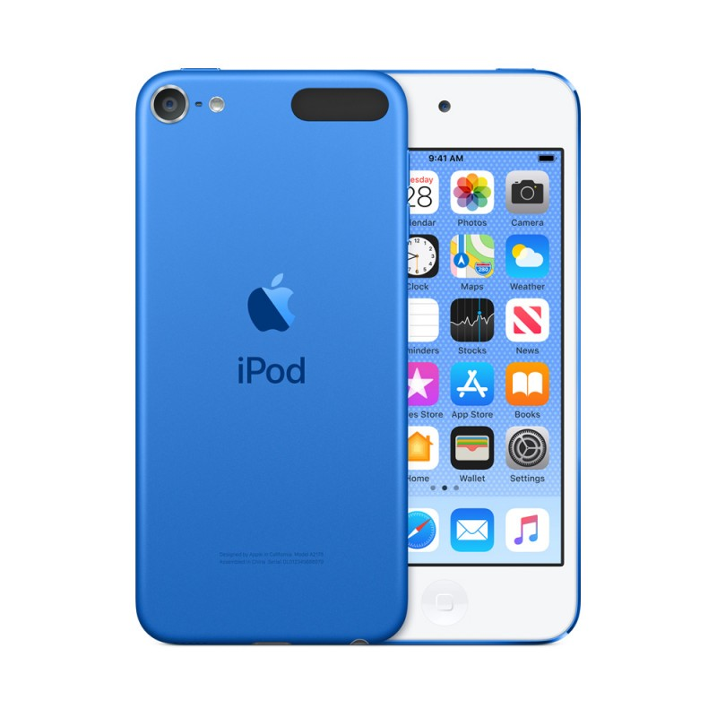 clearance prices buying new good out x Apple - iPod touch 128GB Reproductor de MP4 Azul