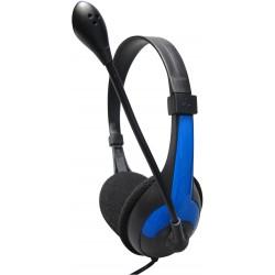 L-Link - LL-9116-N-A auricular con micrófono Binaural Diadema