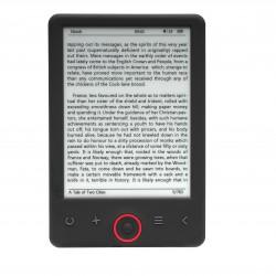 Denver Electronics - EBO-620 lectore de e-book 4 GB Negro