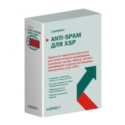 Kaspersky Lab - Anti-Spam for xSP, EU, 1000-1499 Mb, 1Y, Base RNW Licencia básica 1 año(s)