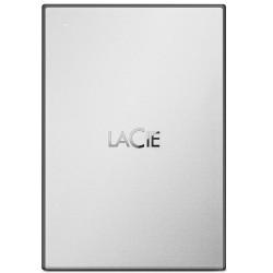 LaCie - STHY4000800 disco duro externo 4000 GB Negro, Plata