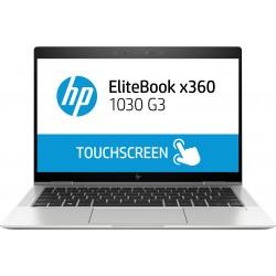 """HP - EliteBook x360 1030 G3 Híbrido (2-en-1) Plata 33,8 cm (13.3"""") 1920 x 1080 Pixeles Pantalla táctil 8ª generación d - 4QY27EA"""