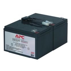 APC - RBC6 batería para sistema ups Sealed Lead Acid (VRLA)