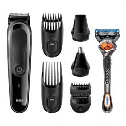 Braun - MGK3060 afeitadora corporal Negro
