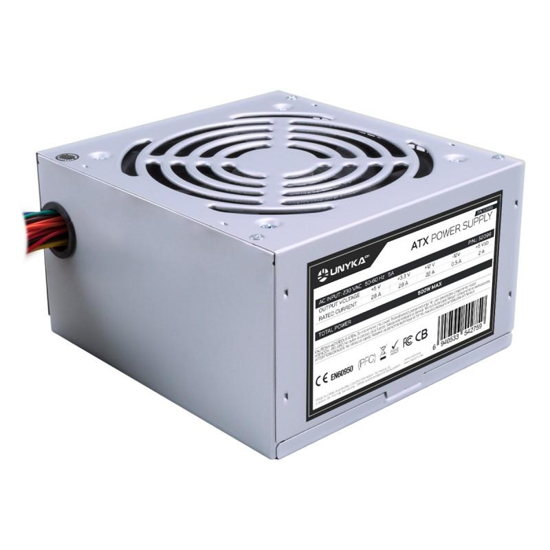 UNYKAch - ATX 500W unidad de