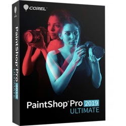 Corel - PaintShop Pro 2019 Ultimate