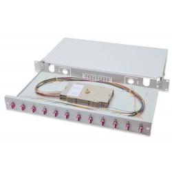 ASSMANN Electronic - DN-96331-4 adaptador de fibra óptica LC 1 pieza(s)