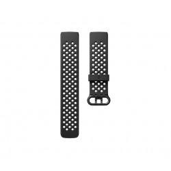 Fitbit - FB168SBBKL correa para control de actividad Negro