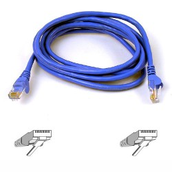 Belkin - High Performance Category 6 UTP Patch Cable 2m