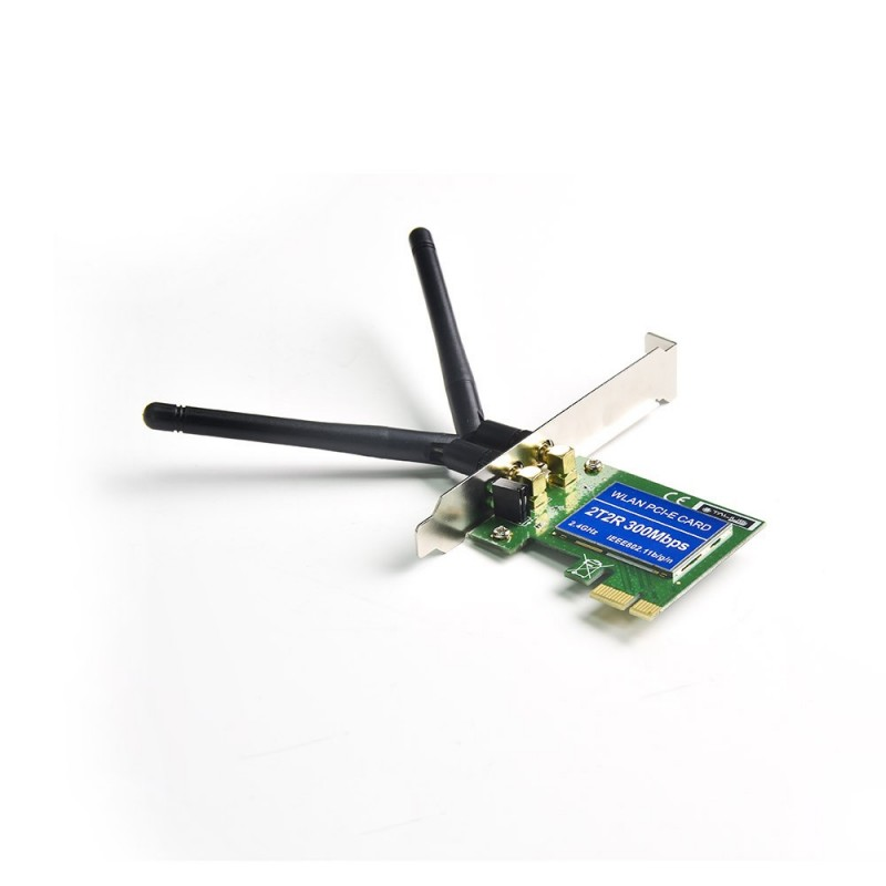 TALIUS - red PCI-express wireless 300mbps