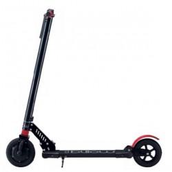 Billow - URBAN85B scooter eléctrica 24 kmh Negro, Rojo 250 W
