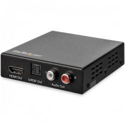 StarTech.com - Extractor de Audio HDMI con Soporte para 4K de 60Hz