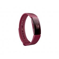 Fitbit - Inspire Pulsera de actividad Borgoña OLED