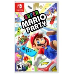 Nintendo - Super Mario Party vídeo juego Nintendo Switch Básico Plurilingüe