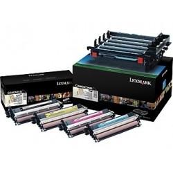 Lexmark - C544/546, X544/546 Cartucho tóner cian Extra Alto Rendimiento Retornable (4K)