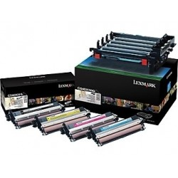 Lexmark - C54x, X54x Kit de transferencia de imágenes Negro