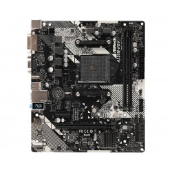 Asrock - A320M-HDV R4.0 placa base Zócalo AM4 Micro ATX AMD A320