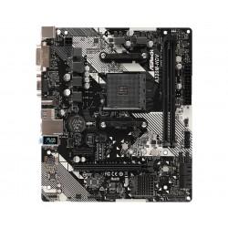 Asrock - A320M-HDV R4.0 Zócalo AM4 micro ATX AMD A320