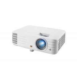 Viewsonic - PX701HD videoproyector 3500 lúmenes ANSI DMD 1080p (1920x1080) 3D Proyector para escritorio Blanco