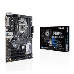 ASUS - H310-PLUS R2.0 Intel® H310 LGA 1151 (Zócalo H4) ATX