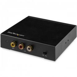 StarTech.com - Caja Convertidora HDMI a RCA con Audio