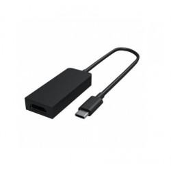 Microsoft - HFP-00007 adaptador de cable USB C HDMI Negro